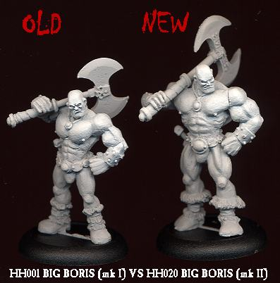 Big Boris Mk2 (2005) - METAL VERSION - last chance - Click Image to Close