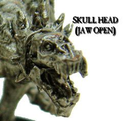 Hellhound #1 (standing) - Click Image to Close