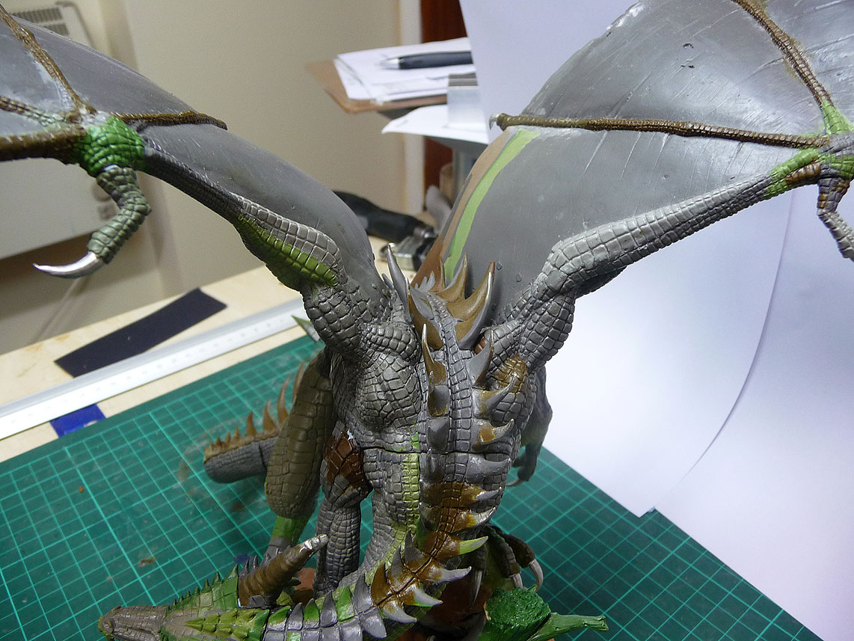 The Dragon - SECOND PRODUCTION RUN [DRAGON] - £350 00