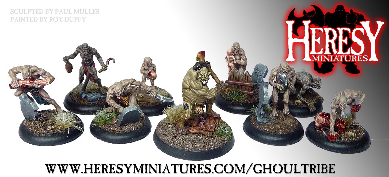 Ghoul Tribe Deal Undead016deal 163 20 70 Heresy