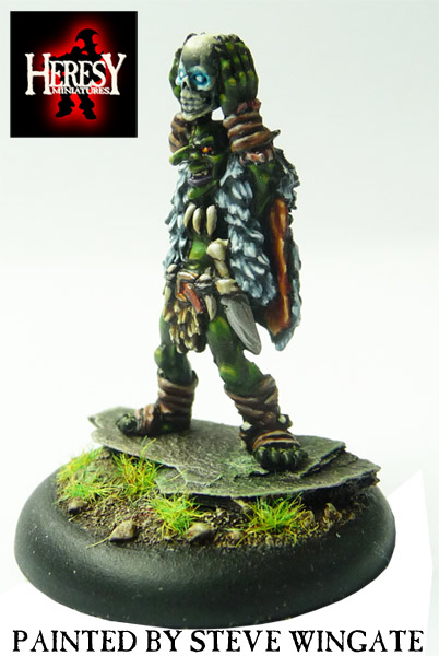 Goblin Shaman #1 - Click Image to Close