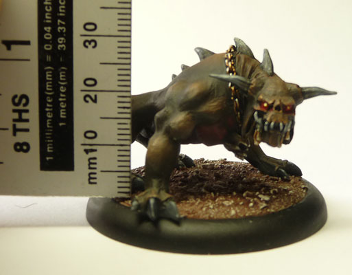(RESIN) HELLBEAST(S) - Click Image to Close