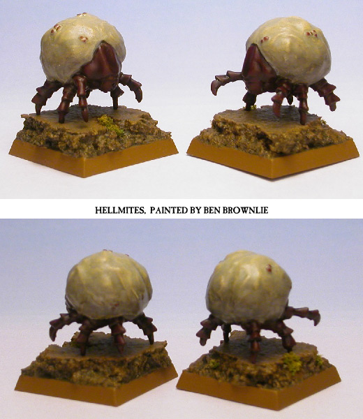 Heresy Miniatures Hellmite_BENBROWNLIE