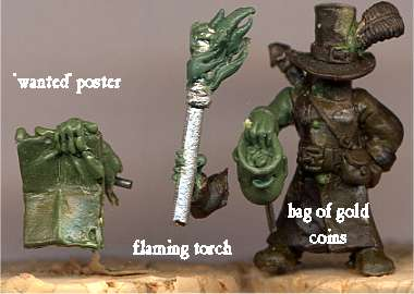 Van Halfling, Witch Hunter/Bounty Hunter/Assassin - Click Image to Close