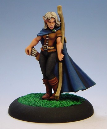 Female Elf Ranger Shae Heroes015 163 3 60 Heresy