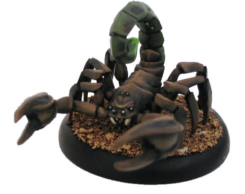 Heresy Miniatures Monsters011