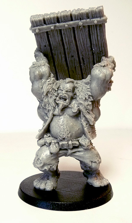 Resin Ogre With Table 2016 Resinogrewithtable2016