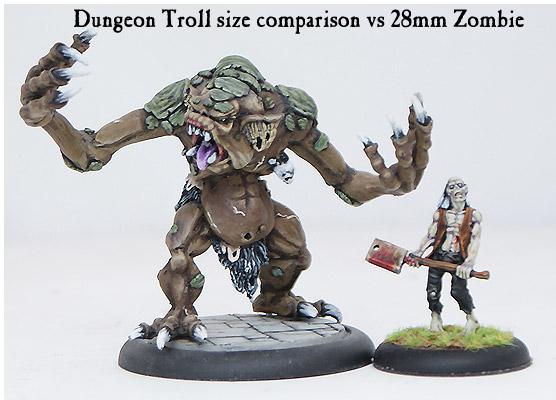 Resin Dungeon Troll 1 Resindungeontroll01 163 12 75