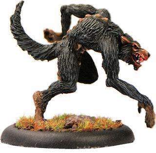 Werewolf #1 Werewolf [UNDEAD005] - £6 80 : Heresy Miniatures
