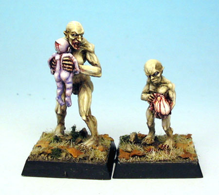 Ghoul Hag and Child [UNDEAD014] - £5.00 : Heresy ...