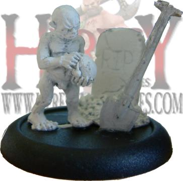 Ghoul Hag and Child - Click Image to Close