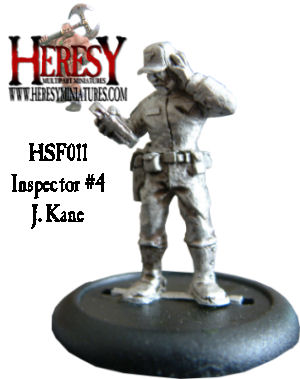 Inspector #4 Kane (with Scanner) - Click Image to Close