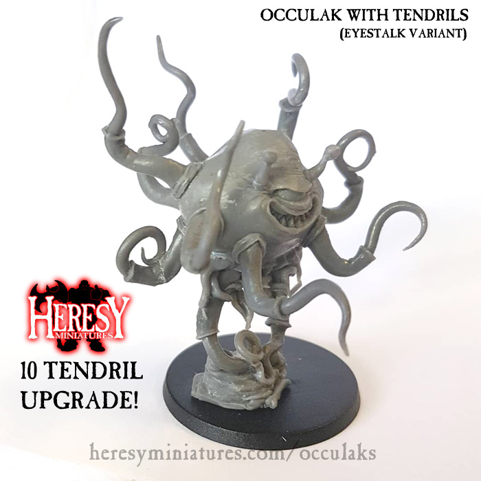 Occulak II (With 4 Tendrils) - Click Image to Close